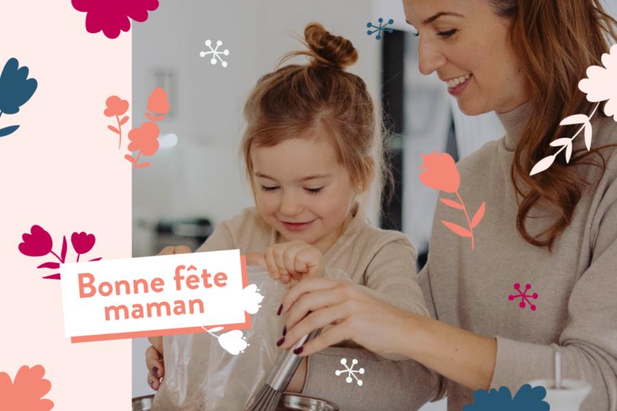5 idées de cadeaux Fête des mères